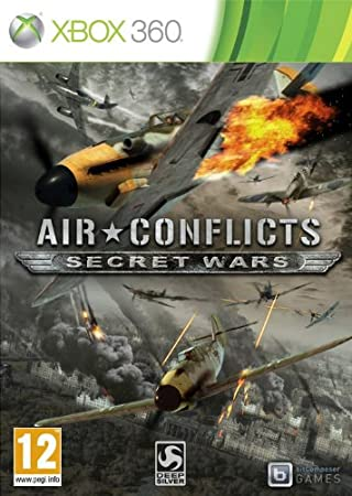 Air Conflicts - Secret Wars