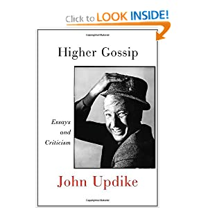 always looking essays on art by john updike The society will begin publishing the john updike review, a journal of critical scholarship in the field of updike  always looking: essays on art (2012) awards edit.