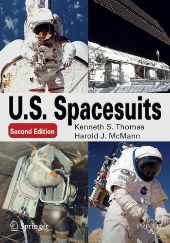 U. S. Spacesuits (Springer Praxis Books) (Development Of The Space Shuttle compare prices)