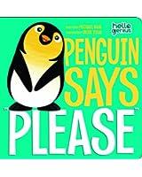 "Penguin Says ""Please"" (Hello Genius)"