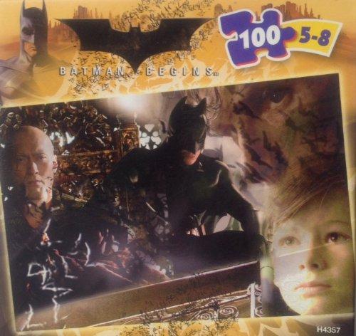 """Batman Begins """"Villains"""" 100pc. Puzzle - 1"""