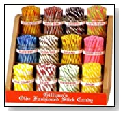 Old Fashioned Candy Sticks [80CT Box]