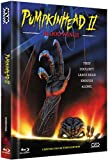 Pumpkinhead 2 (DVD+Blu-Ray) Uncut streng limitiertes Mediabook Cover A [Limited Collector's Edition] [Limited Edition]
