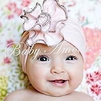 Topbaby 赤ちゃんもオシャレに♪  BIGリボン [ベビー用 ヘアーバンド]  大きなリボンのアクセサリー♪ 3B-25 【ベビー・キッズ 髪飾り / 出産祝い 内祝い】