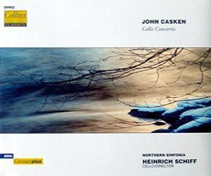 Casken: Cello Concerto