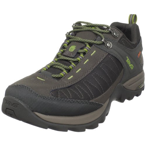 Teva Men'S Raith Event Waterproof Hiking Shoe,Black Olive,11 M Us front-1051285