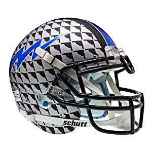 Air Force Falcons NCAA Authentic Air XP Full Size Helmet (Alternate B2 Bomber 4) by Schutt