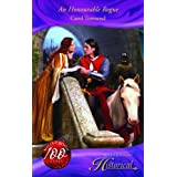 An Honourable Rogue (Historical) (Mills & Boon Historical - medieval romance)by Carol Townend