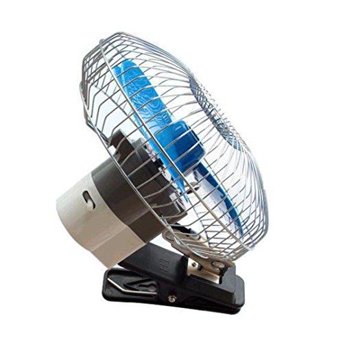 Mini Fan, Dreaman New 12V Mini Air Fan Powered Truck Car Vehicle Cooling Adsorption Summer Gift (12 V Dehumidifier compare prices)