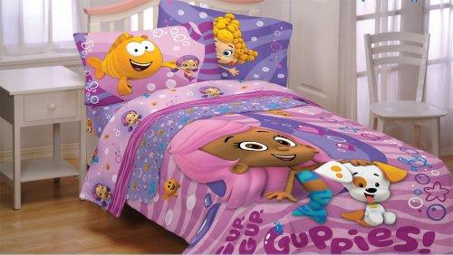 Bubble Guppies Fun 4Pc Twin-Single Bedding Set front-390801