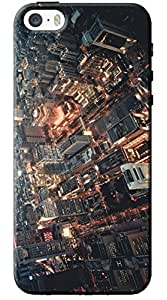 EU4IA - I PHONE 5 - PRINTED BACK COVER CASE - MATTE FINISH