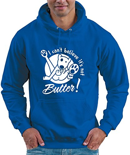 i-cant-believe-its-not-butter-dog-doggy-funny-bum-lick-hoodie