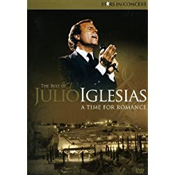 The Best Of Julio Iglesias: A Time For Romance