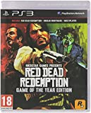 PS3 RED DEAD REDEMPTION : GAME OF THE YEAR (EU)
