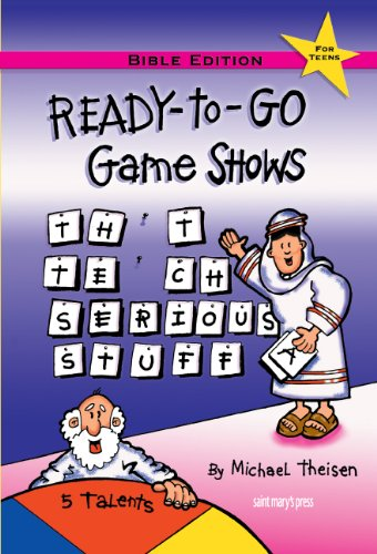 Ready-to-Go Game Shows That Teach Serious Stuff: Bible Edition