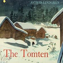 The Tomten (       UNABRIDGED) by Astrid Lindgren Narrated by Owen Jordan
