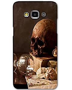 MobileGabbar Samsung Galaxy A7 Back Cover Plastic Hard Case