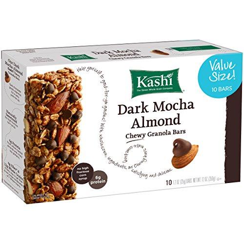 Kashi Chewy Granola Bar, Dark Mocha Almond, 1 2 oz Bars each