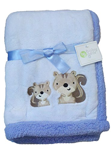 Baby Gear Baby Blanket Blue - 1