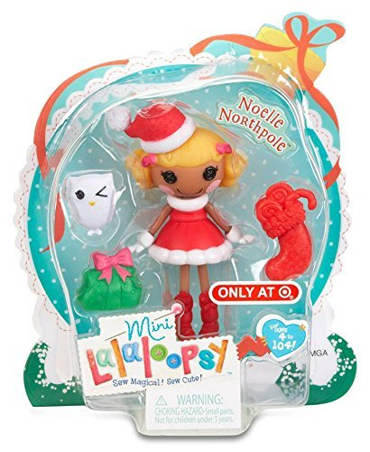 Lalaloopsy Christmas Holiday Exclusive Mini Noelle Northpole - 1
