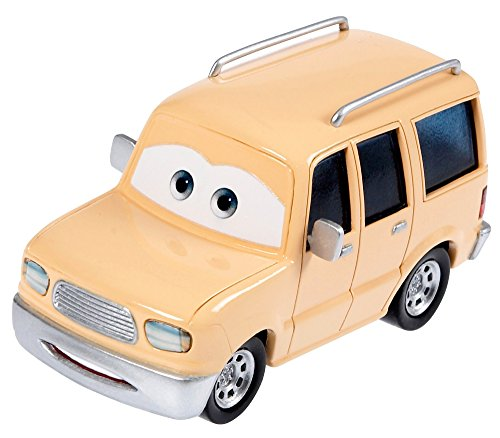 Disney/Pixar Cars Deluxe Oversized Die-Cast Vehicle, Benny Brakedrum