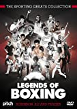 The Sporting Greats Collection: Legends of Boxing - Robinson, Ali & Frazier [DVD]