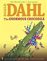 The Enormous Crocodile (Colour Edn) (Dahl Colour Illustrated)