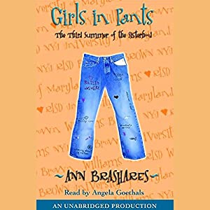 Girls in Pants Hörbuch