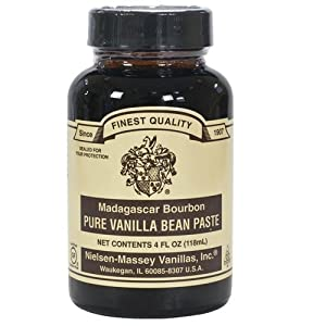 Nielsen Massey Madagascar Bourbon Pure Vanilla Bean Paste, 4 Ounce