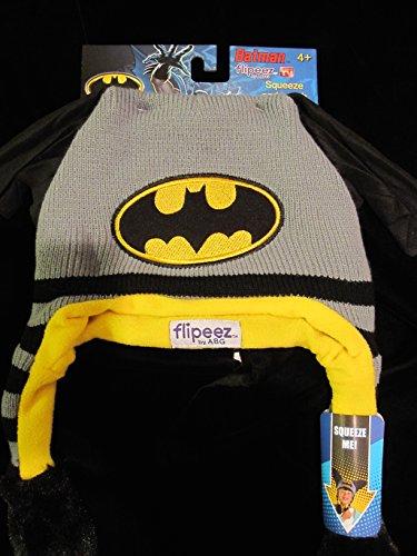 Flipeez Batman Action Hat