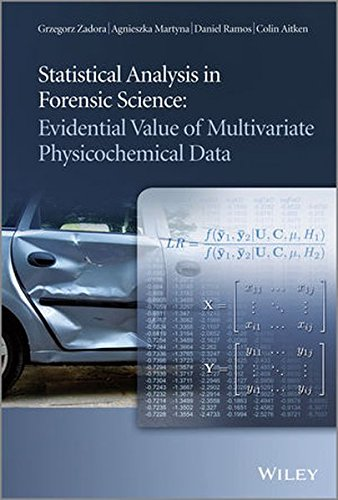 Statistical Analysis in Forensic Science