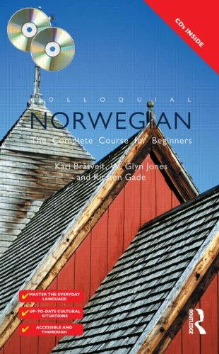 Colloquial Norwegian: A complete language course...