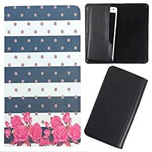 DooDa - For Gionee M2 PU Leather Designer Fashionable Fancy Case Cover Pouch With Smooth Inner Velvet