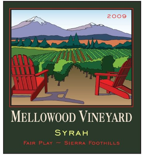 2009 Mellowood Syrah 750 Ml