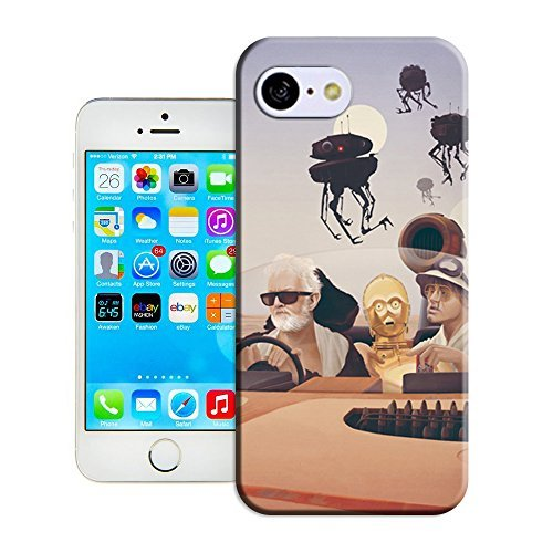 Customize Protective Case Fear and Loathing on Tatooine Back Cover Case for iphone 5C