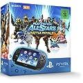 PlayStation Vita Wi-Fi + PlayStation All-Stars: Battle Royale
