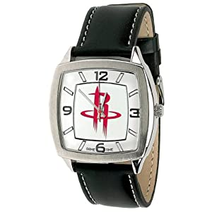 NBA Mens NBA-RET-HOU Retro Series Houston Rockets Watch by Game Time