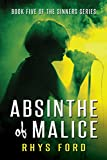 Absinthe of Malice (Sinners Series Book 5) (English Edition)