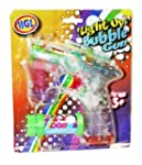 Light Up Bubble Blowing Gun