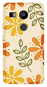 TrilMil Printed Designer Mobile Case Back Cover For LG Nexus 5X
