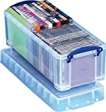 Really Useful 6.5 Litre Box - Clear