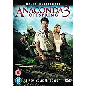 Anacondas: Offspring (UK Version)
