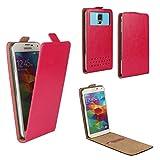 Nokia 216 Smartphone Klappbare Flip Tasche / Schutzhülle