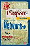 img - for Mike Meyers' CompTIA Network+ Certification Passport, Third Edition 3rd (third) Edition by Clarke, Glen, Meyers, Michael published by McGraw-Hill Osborne Media (2009) book / textbook / text book