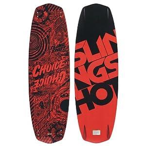 Slingshot - Choice Wakeboard 142cm - Red Black - 2014 by SlingShot