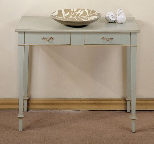 Cheap Console Sofa Writing Table with Storage Drawers (CF3138)