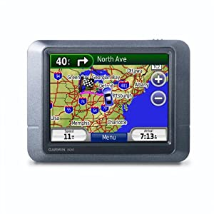 "Garmin nuvi 205 Automobile Navigator 3.5"" Active Matrix TFT Color LCD"