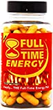 Full-Time Energy Pills - Fat Burners - Best Natural Energy Booster Weight Loss Supplement that Really Works Fast for Both Men and Women - #1 Fat Burner Plus Diet Pills - Weight Loss Products (30 Capsules)