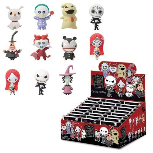 Disney Nightmare Before Christmas Blind Bag Figure Keychain NBX by Nightmare Before Christmas