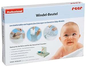 reer 4910 - Windelbeutel 50 Stück